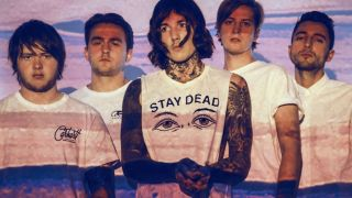 A promotional photo of Bring Me The Horizon