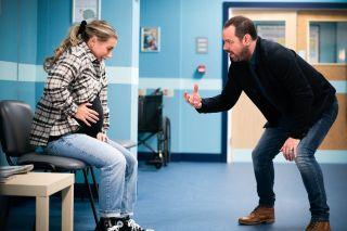 EastEnders stars Danny Dyer and Dani Dyer