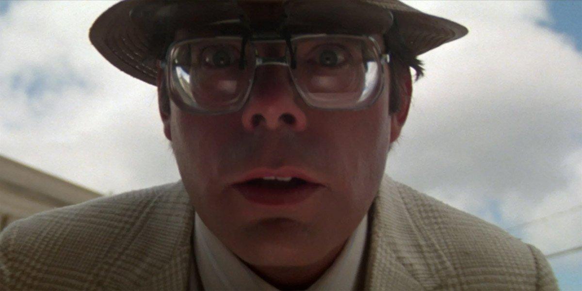 Maximum Overdrive – Man At Bank ATM Stephen King Cameo