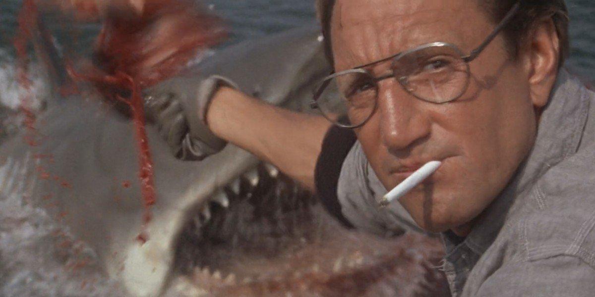 Roy Scheider - Jaws