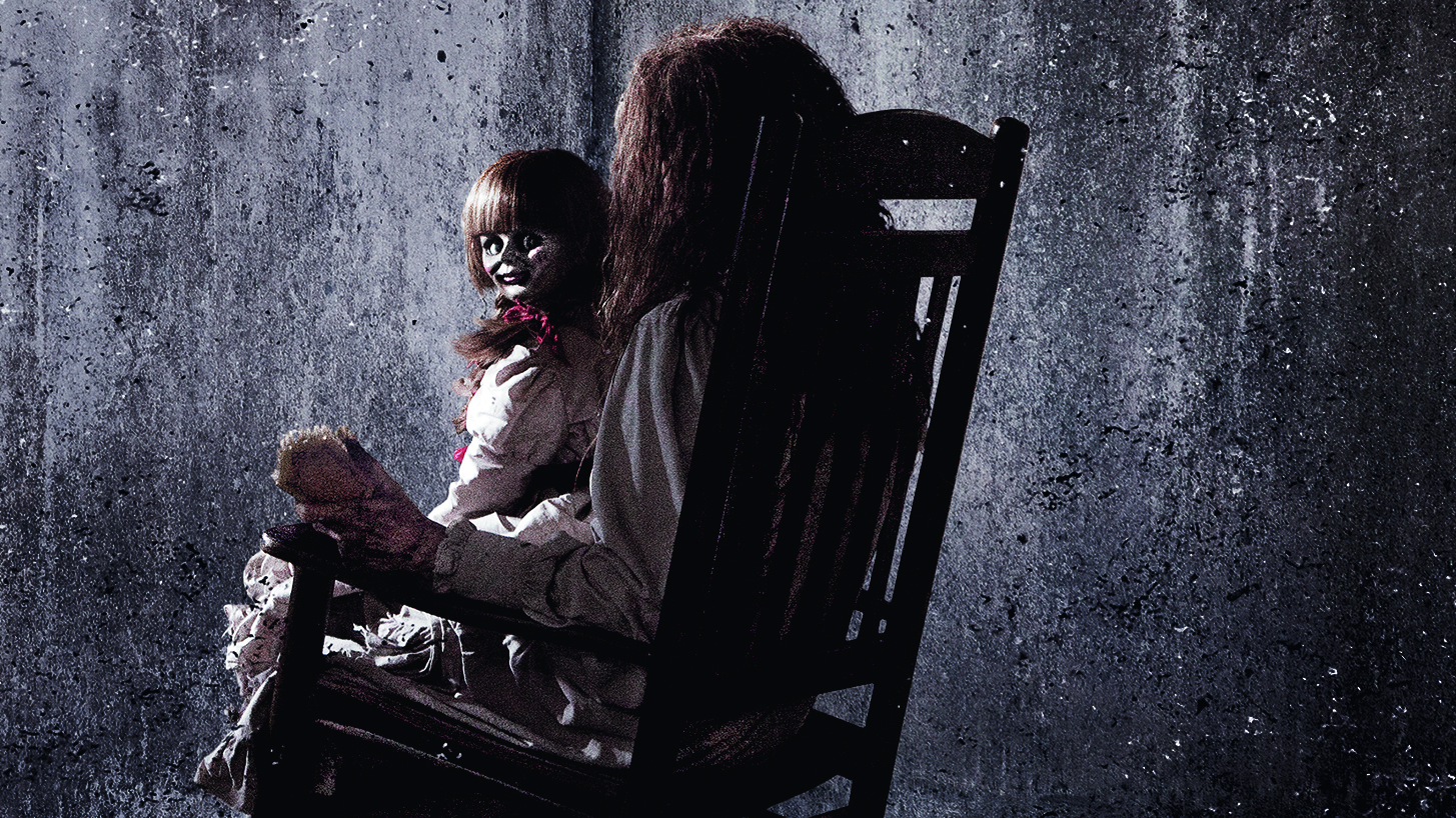 The Terrifying Truth Behind Annabelle And The Conjuring Movies | GamesRadar+