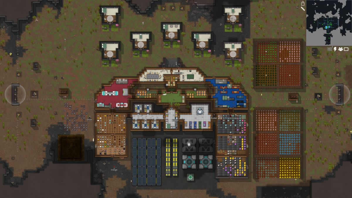 After five and a half years of development, Rimworld 1.0 is now live