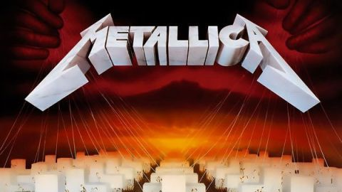 Cover art for Metallica - Master Of Puppets album