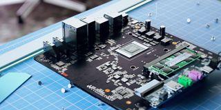 PCB pciture of the upcoming Minisforum Mini-PC
