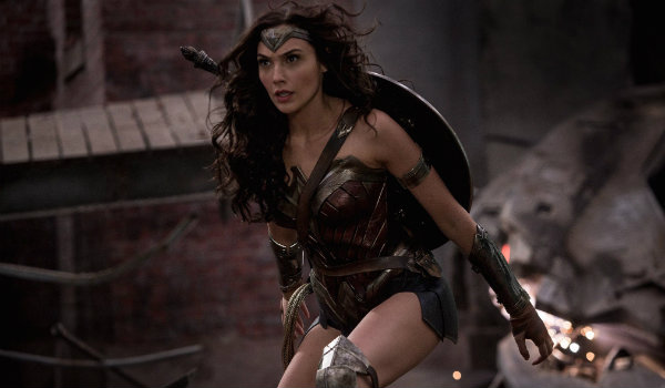 Wonder Woman Battle