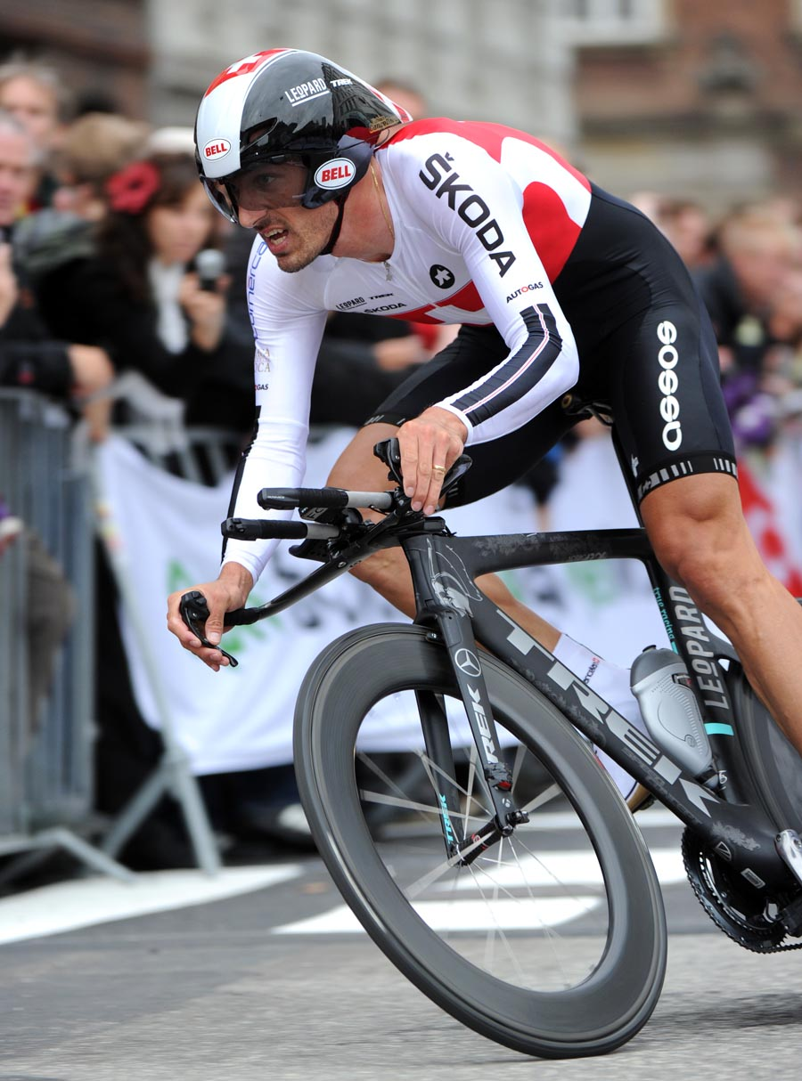 Fabian Cancellara, Elite men time trial, Road World Championships 2011