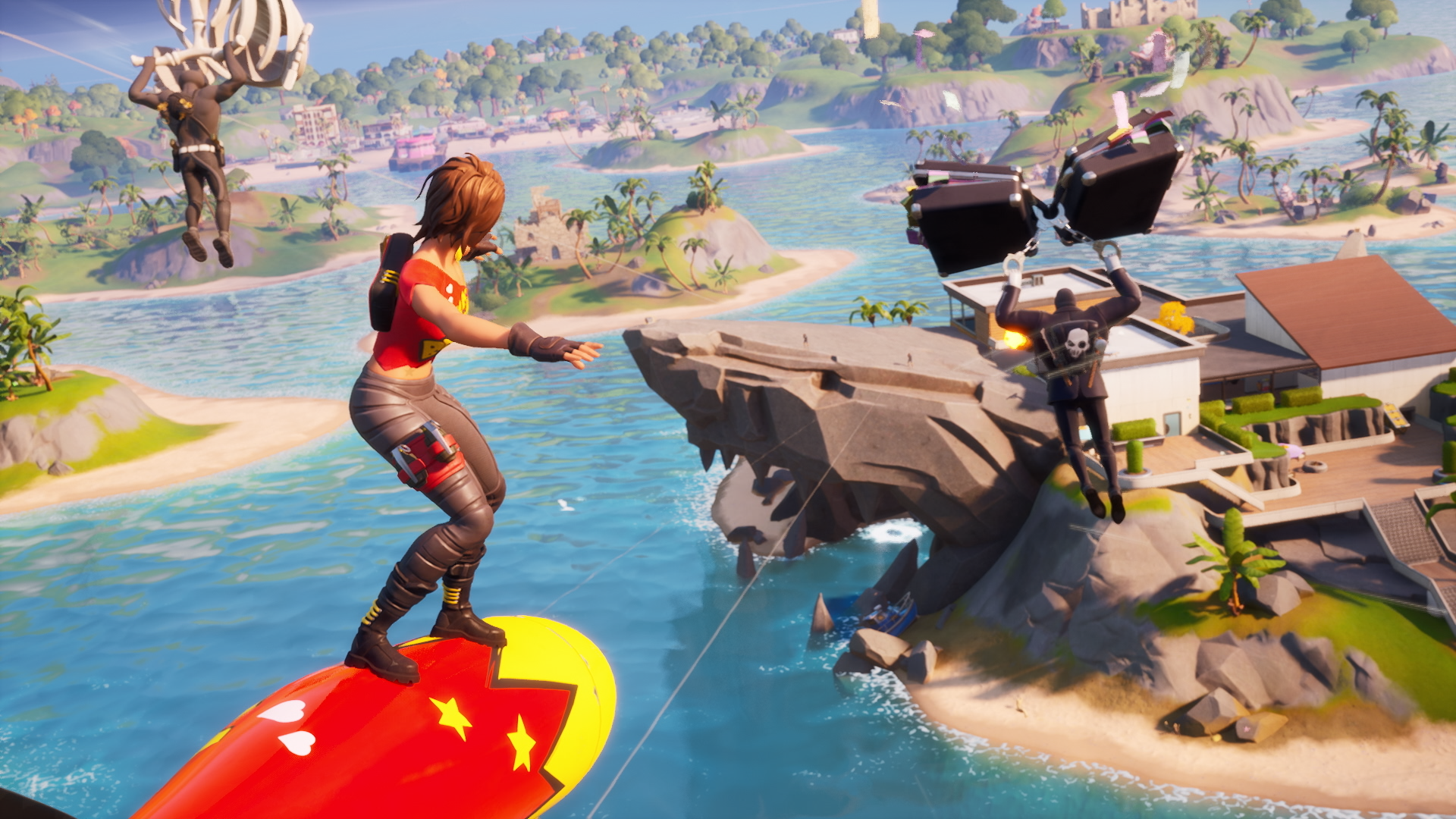 Fortnite Coming To Ps5 And Xbox Series X What You Need To Know Tom S Guide