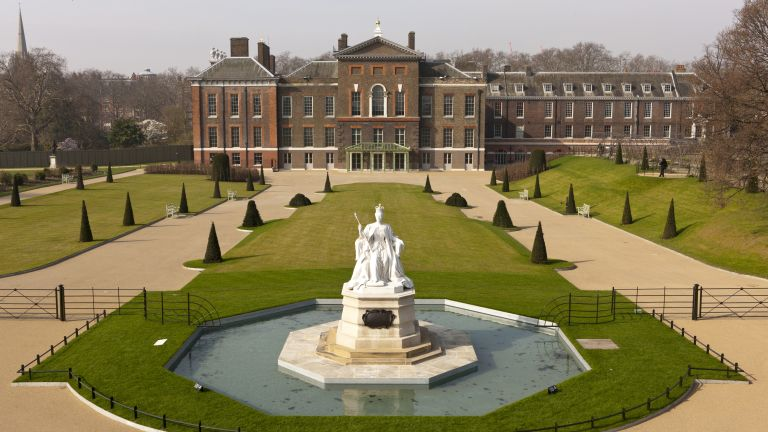 Royal gardens: tips from the manager of Kensington Palace, Hampton Court Palace