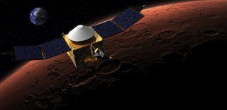 MAVEN, mars missions