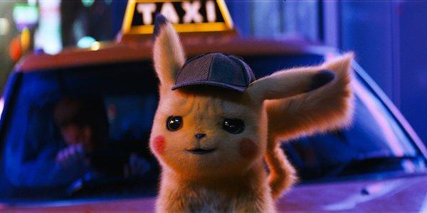 Ryan Reynolds' Detective Pikachu