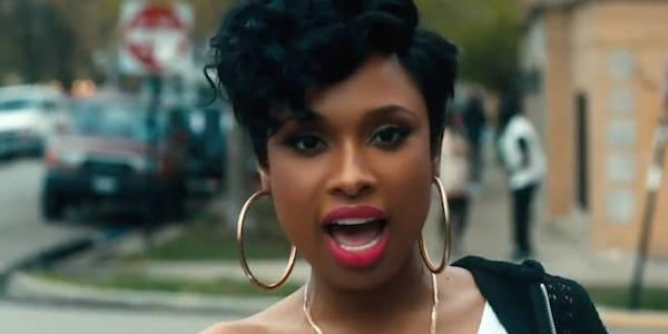 Jennifer Hudson Walk It Out music video