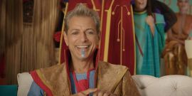 Jeff Goldblum Would Be Interested In The Grandmaster Getting His Own Marvel Movie