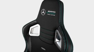 Noblechairs Epic Mercedes-AMG Petronas F1 gaming chair