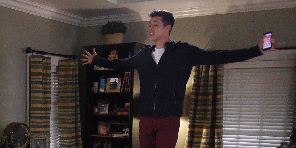 Matt Cornett singing A Billion Sorrys in High School Musical