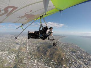 Hang Glider Jonny Durand