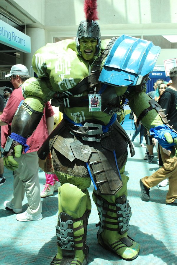 The 2018 Comic-Con Cosplayers Saved The Best Costumes For Last #2475779