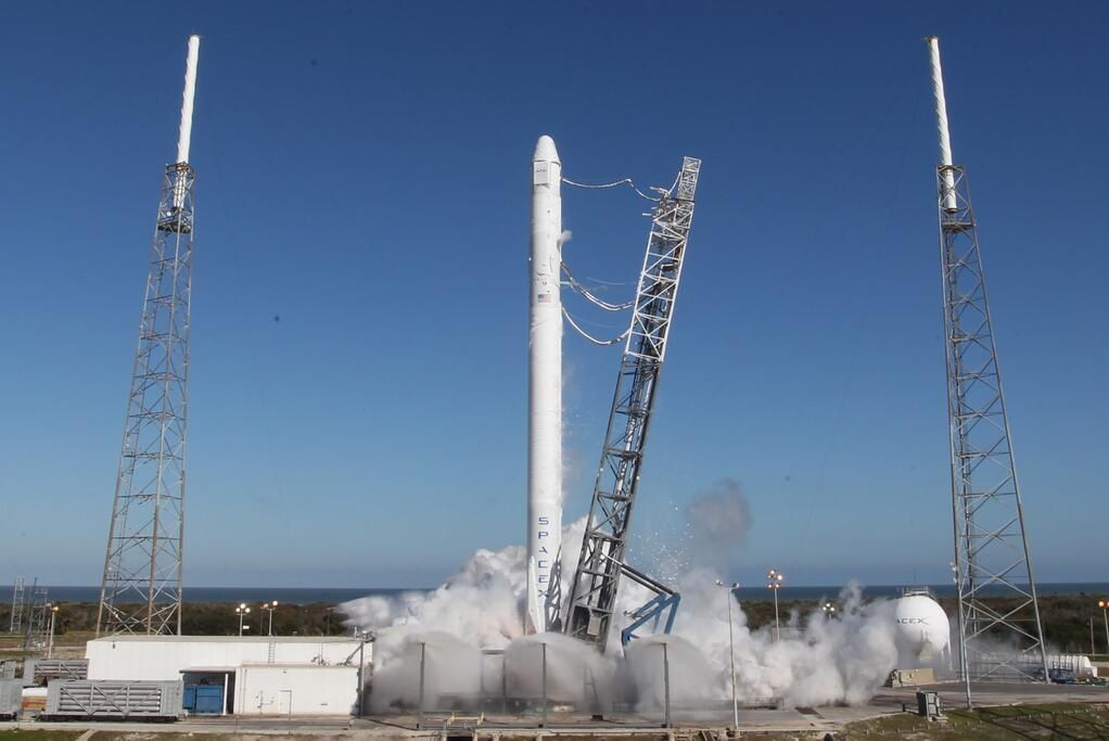 SpaceX CRS-3