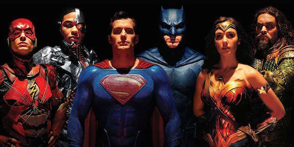 Who would you consider for an alternative Justice League cast?