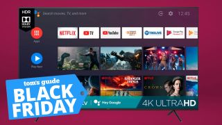 Black Friday TV deal hisense tv