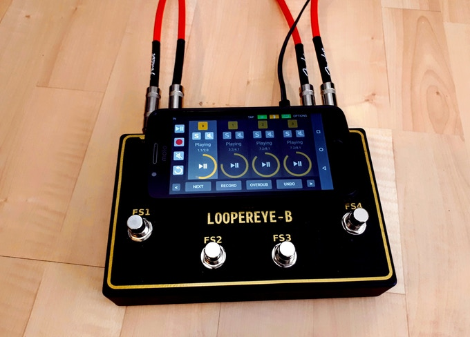 LooperEYE aims to offer the best of pedal and DAW worlds | MusicRadar
