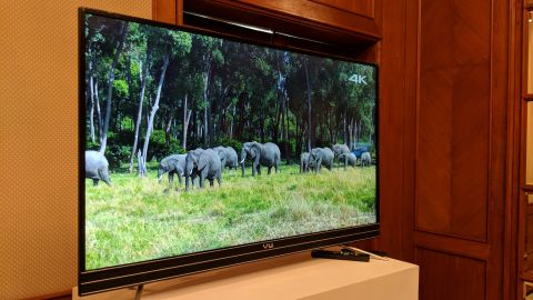 Vu 55SU138 4K UHD Android TV review | TechRadar