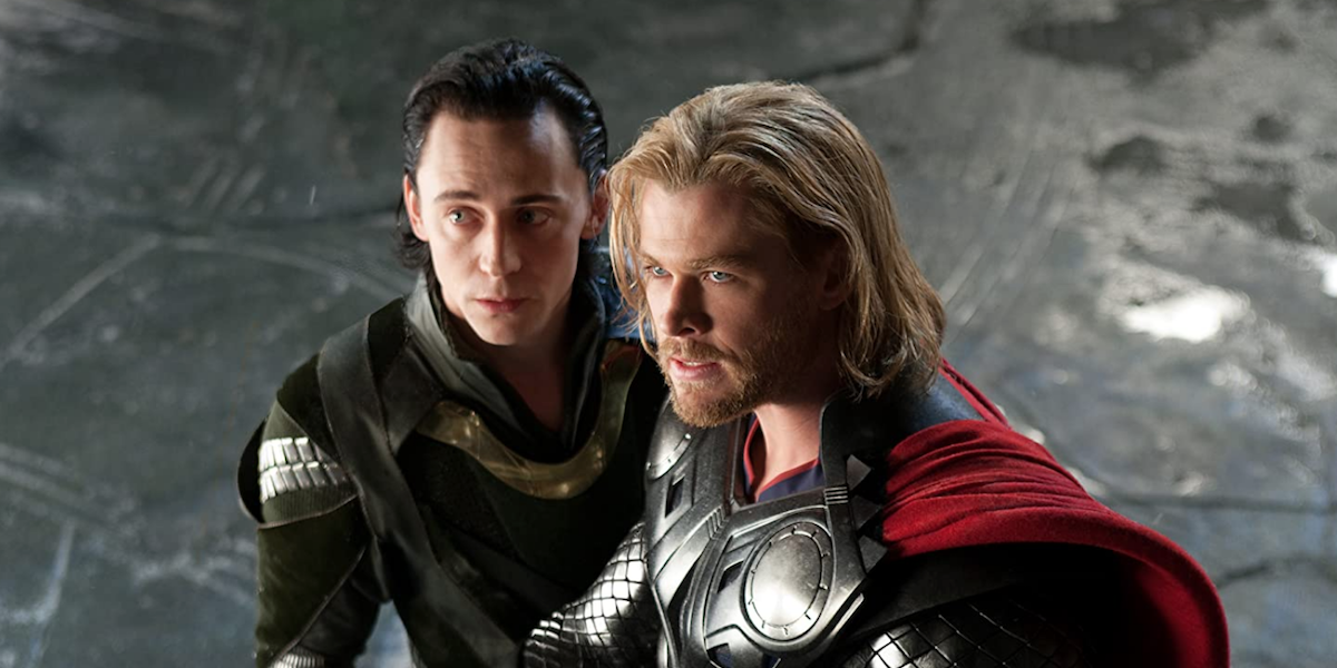 Thor and Loki in Thor