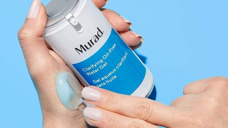 Murad Clarifying Water Gel Hydrating Face Moisturizer with Non-Greasy Finish Prime Day deal