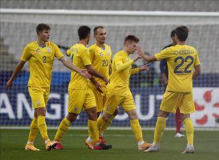 France Ukraine Soccer