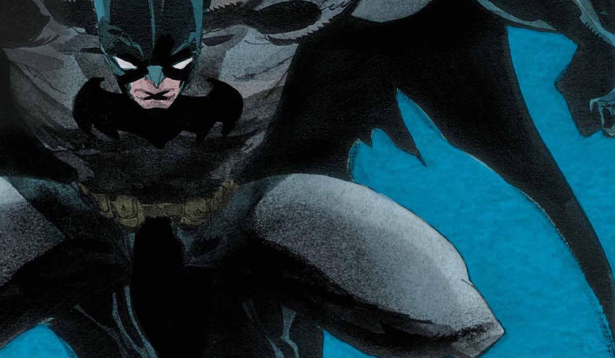 Batman: The Long Halloween artwork