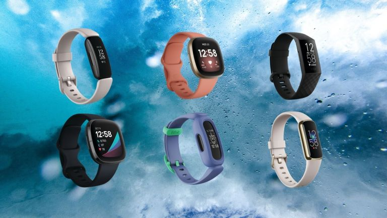 group image of Fitbit Luxe, Fitbit Inspire, Fitbit Sense, Fitbit Versa