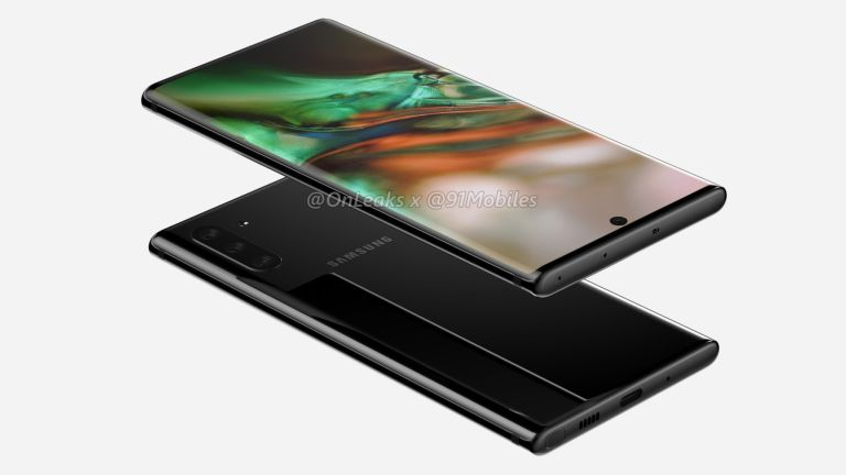 Samsung Galaxy Note 10 Design Release Date Price