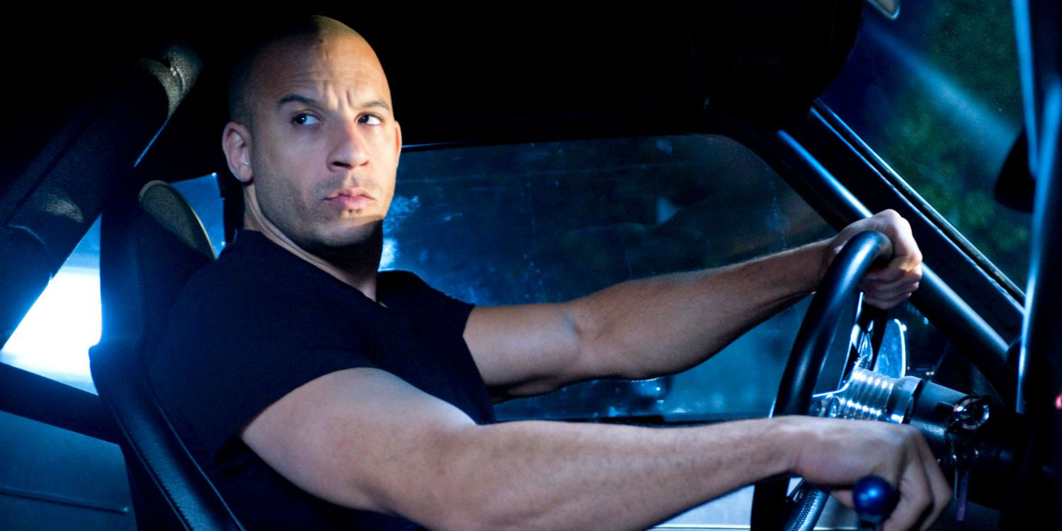 Dominic Torretto The Fast And The Furious