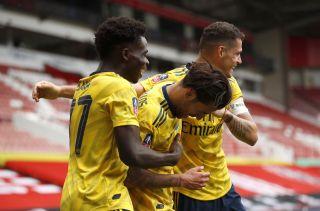 Sheffield United v Arsenal – FA Cup – Quarter Final – Bramall Lane