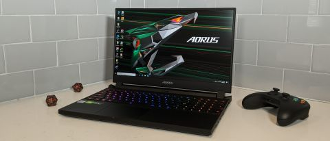 Gigabyte Aorus 15G (2021, RTX 3070) review