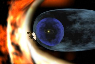 Voyager Spacecraft Reveals Solar System Edge