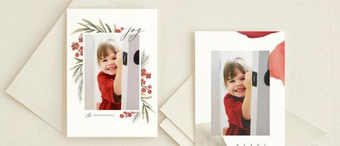 Minted Photo Cards Review