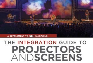 SCN – Integration Guide to Projectors and Screens