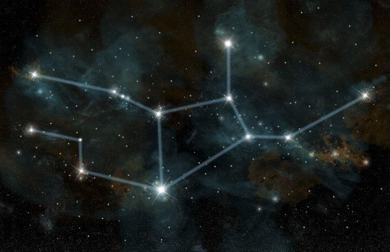 An artists depiction of the constellation Virgo the Virgin, when does Virgo season start 2021