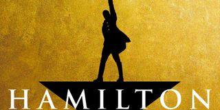 Hamilton on Disney+ poster