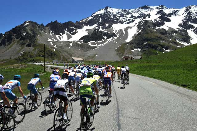 Lautaret Dauphine Libere 2009 stage 7