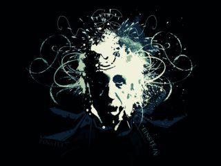 Einstein, relativity, quantum mechanics