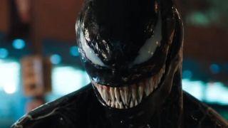 Venom aus Sonys gleichnamigem Film von 2018