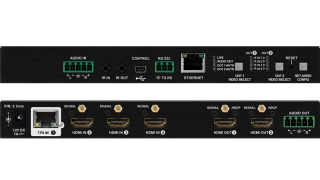 Lightware Unveils Compact Mini Matrix Switcher