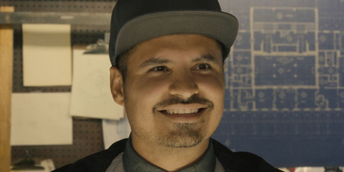 Luis in ant-Man