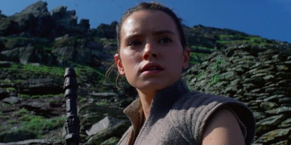 Star Wars: The Force Awakens Daisy Ridley