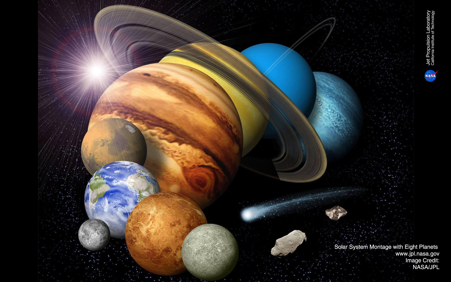All Together Now Space Wallpaper Space