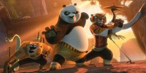 We Toured Universal Studios' New Kung Fu Panda Attraction, Here's What We Saw