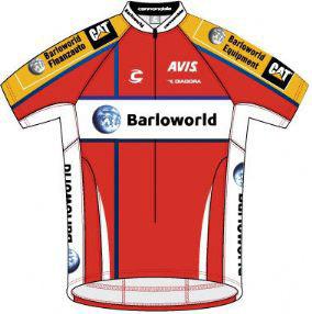 Barloworld Tour de France 2007 jersey NEW