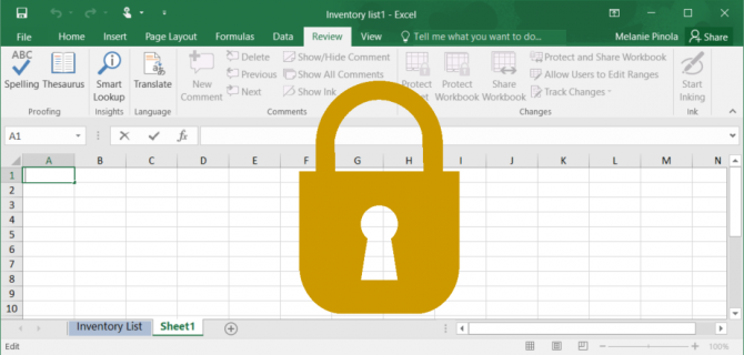 How to Lock Cells in Excel | Laptop Mag
