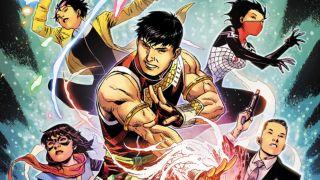 Marvel's Voices: Identity #1